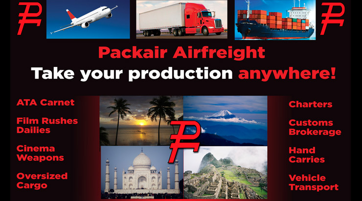 Taking your film production overseas? Need an ATA Carnet?