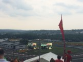 General Admission: View from the turn 14