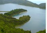 Viagens económicas para os Açores