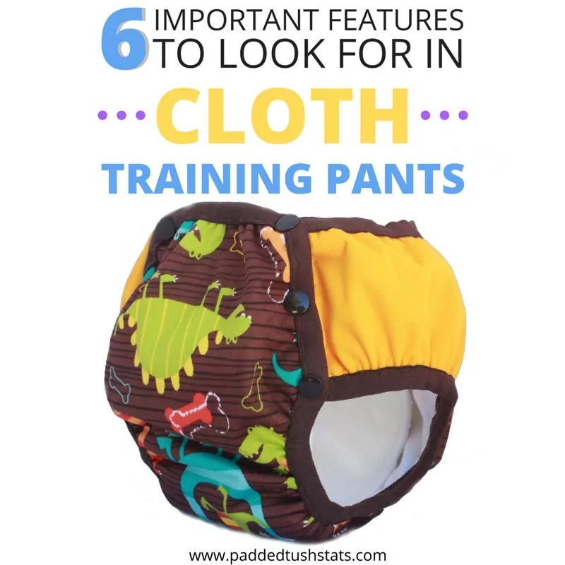 6 Important Features To Look For In Cloth Training Pants