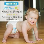 New Thirsties Natural Fitted And Organic Cotton Doublers (And A Giveaway!) – Ends 7/22/16