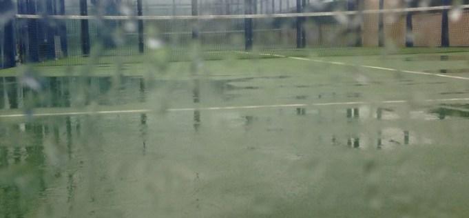 Padel Rain