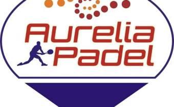 Aurelia Padel logo