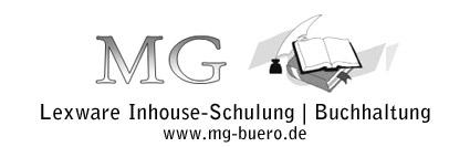 MG Büro Buchhaltung und Lexware Schulung Paderborn