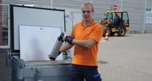 Batterien entsorgen Paderborn