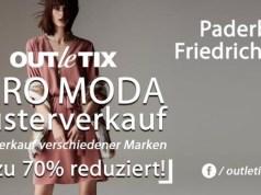 Vero Moda Musterverkauf Paderborn 2016 Outletix