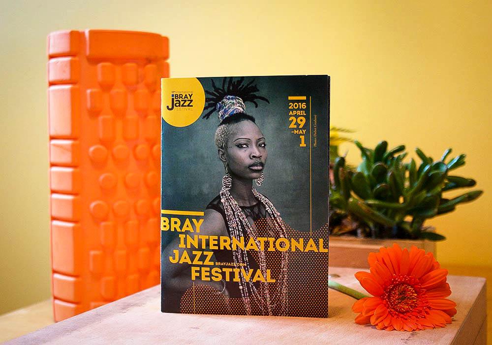 Bray Jazz Branding - Padraig Birch