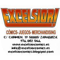 Tienda Excelsior Comics Zaragoza
