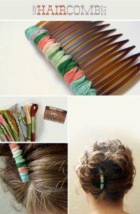 comb thread