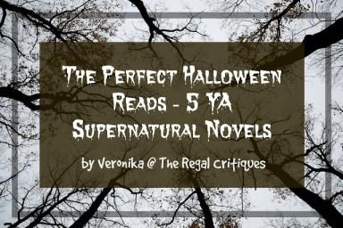 Supernatural Reads Veronika @ TRC