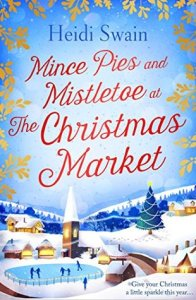 mince pies and mistletoe