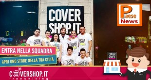 covershop.it offerta lavoro