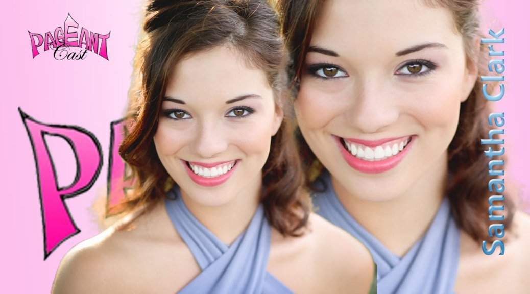 Samantha Clark, National Miss 2015