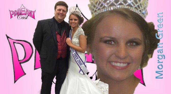 Morgan Green, National Miss Teen 2016