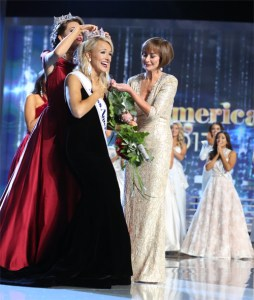 MISS ARKANSAS, SAVVY SHIELDS,  CROWNED MISS AMERICA 2017