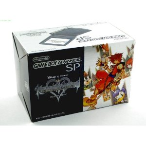 Nuevo pack GBA SP + Kingdom Hearts: Chain of Memories