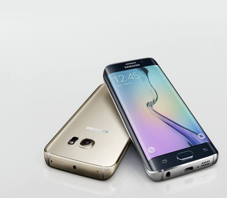 Avances del Samsung Galaxy S6 Edge
