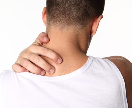 Seeing a chiropractor or engaging in light exercise relieves neck pain more effectively than relying on pain medication