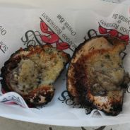 Drago's Barbecued Oysters