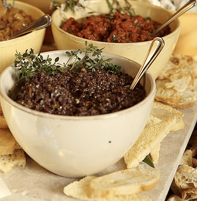 Tapenade Cropped