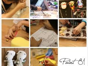 夏令營 林口 暑假 暑期輔導 暑期課程  短期課程 才藝班  手作 創作 兒童夏令營