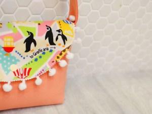 林口 泰山 五股 板橋 新莊 DIY 手作 手縫 縫紉課程  一人開班 零經驗 兒童側揹包 DIY 各式包包