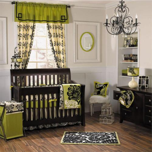 Medium Of Baby Room Themes
