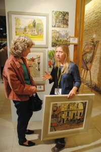 Exhibition conversation with Haidee-Jo Summers First Prize Winner