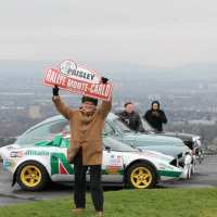 World-famous Monte Carlo Classic Car Rally