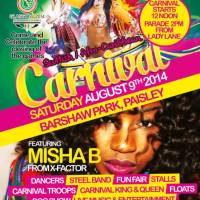 Scottish Afro-Caribbean Carnival
