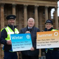 Community safety boost as warden patrol hours extended