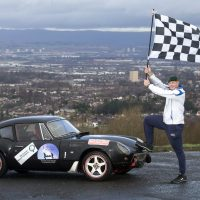 Monte Carlo Challenge for Glasgow 2014 Games Gold Medalist