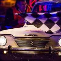 Monte Carlo Classic Car Rally Paisley Photographs