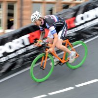 World's only pop-up velodrome on way back to Paisley