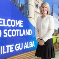 GLASGOW AIRPORT REPORTS BUSIEST SEPTEMBER IN A DECADE