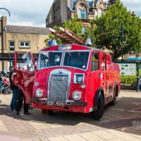 Johnstone Fire Engine Rally Photographs