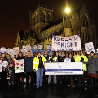 Renfrewshire's residents to march against violence