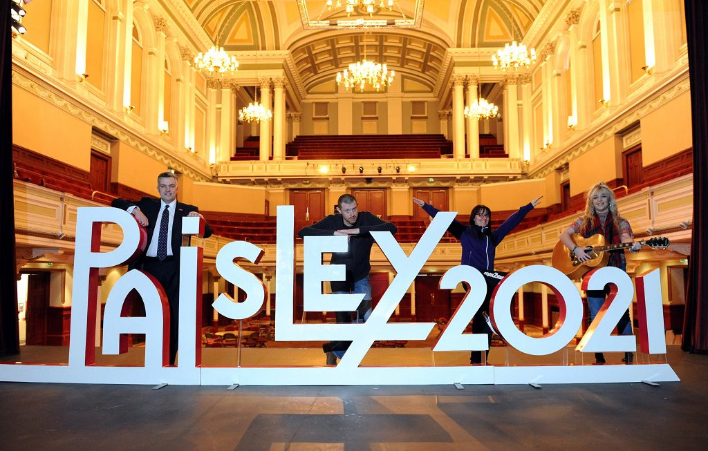 Groups invited to bid for £500k UK City of Culture fund