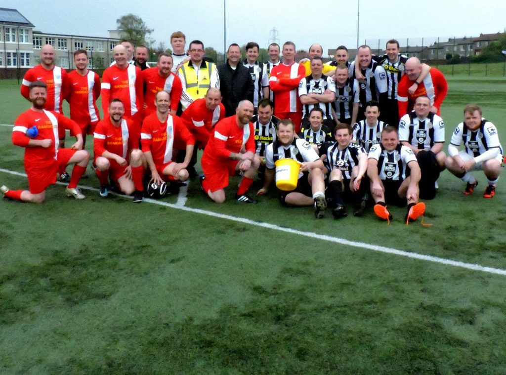 Bankhouse scores a winner for Paisley charity