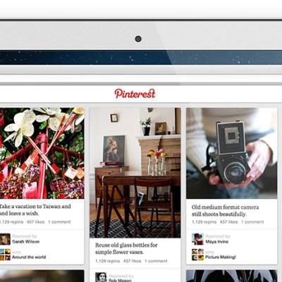 O tym, jak Pinterest na Facebook dodawałem