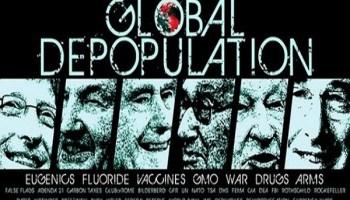 La despoblación humana es la verdadera agenda