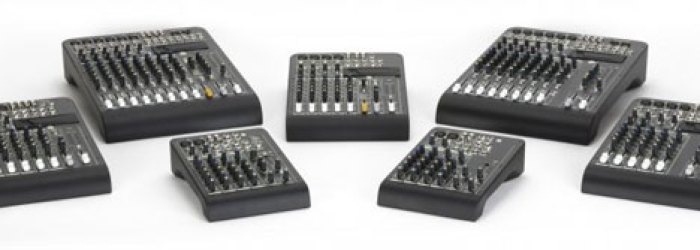 Audio Mixer RCF L-PAD Series