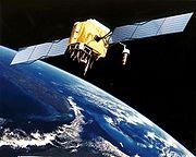 Salah satu satelit GPS