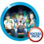 Zong Social Pack for Free Twitter Facebook WhatsApp