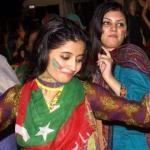 PTI Girls Dance at Azadi March/Dharna Islamabad