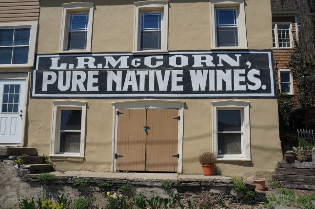 Pure Native Wine, the way it used to be.