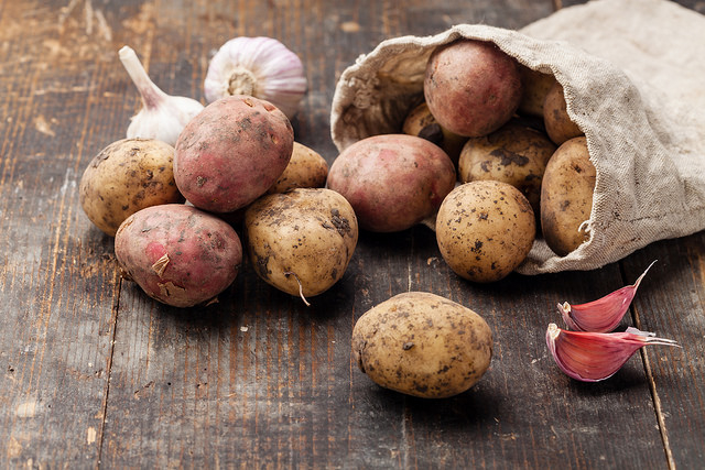 Are potatoes paleo