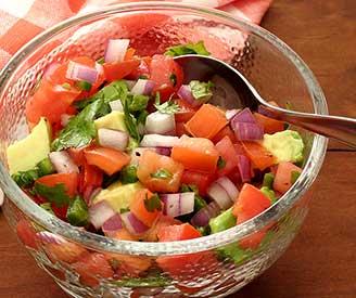 Avocado Tomato Rockin' Paleo Salsa Recipe