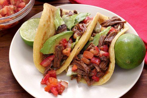 Medium Of Soft Taco Recipe