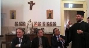 Antonello Cracolici, Corrado Lorefice, Leoluca Orlando, Giorgio Demetrio Gallaro